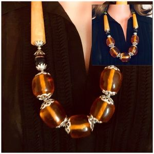 Moroccan Berber Statement Necklace